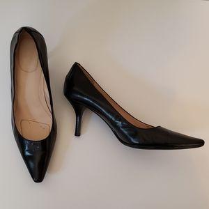 Calvin Klein Dolly Pumps Heels Black Size 8M